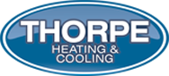 Thorpe Heating and Cooling logo